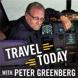 Travel Today with Peter Greenberg--Fincantieri Shipyard with MSC Cruises