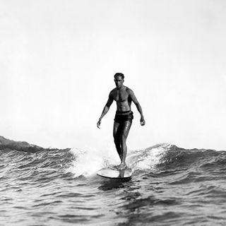 Duke Kahanamoku, l'ambasciatore del surf