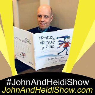 02-07-20-John And Heidi Show-ScottHamilton-FritzyFindsAHat