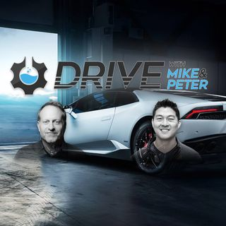 Unscripted Business Building - 006 - DRIVE with Mike & Peter #AuthenticDRIVEN #innerDRIVE
