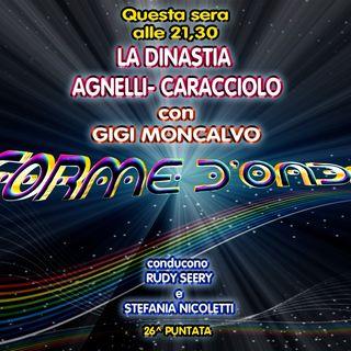 Forme d'Onda - Gigi Moncalvo - La dinastia Agnelli-Caracciolo - 18-04-2019