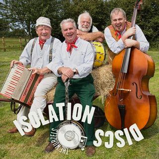 Thekla Isolation Discs - The Wurzels TID019