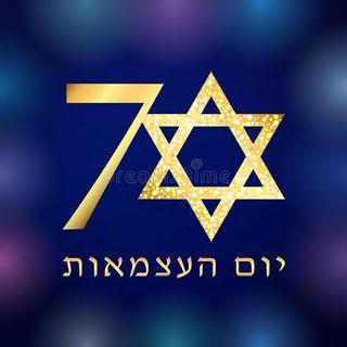 CHAOS DURING JERUSALEM 70TH ANNIVERSARY + DIVINE INTEL