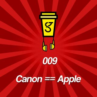 009 - Se Canon Fosse Apple