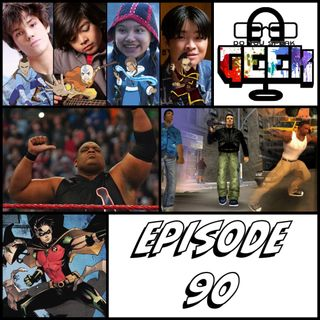 Episode 90 (Avatar: The Last Airbender cast, GTA Remastered, Robin, and more)