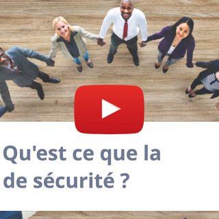 #P005 - Qu'est ce que la culture de sécurité ?
