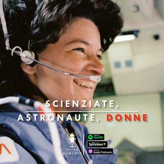Scienziate, Astronaute, Donne