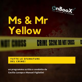 Ms e Mr Yellow #Sigla