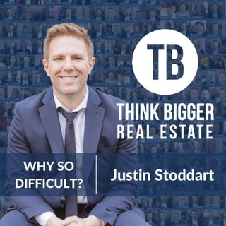 Why So Difficult?   Justin Stoddart