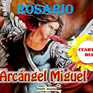 CUARTO DIA ROSARIO DEL ARCANGEL MIGUEL