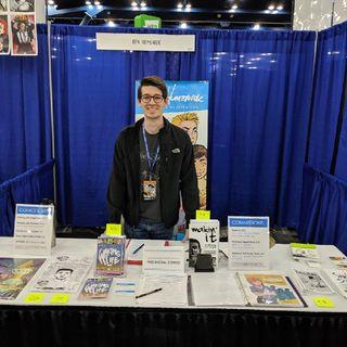 Comicpalooza 2019 - Been Humeniuk