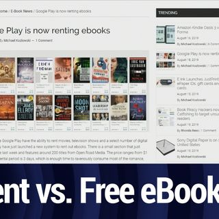 Free Alternative to Renting eBooks from the Play Store | TWiT Bits