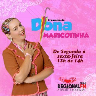 PROGRAMA DA DONA MARICOTINHA 06/08/2020