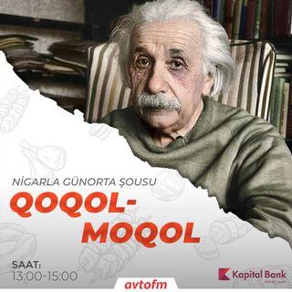 Albert Einstein-in ən sevdiyi yeməklər | Qoqol-moqol #22