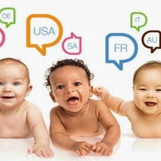 Desarrollo del  lenguaje en los niños de 0 a 3 años