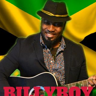 The amazingly multi-talented Jamaican singer/songwriter Billyboy the Jamaican Cowboy is my very special guest!