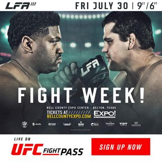 Legacy Fighting Alliance 113 Review