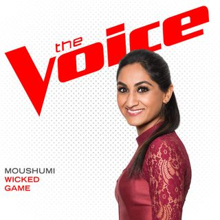 Moushumi Is Back From The Voice On NBC
