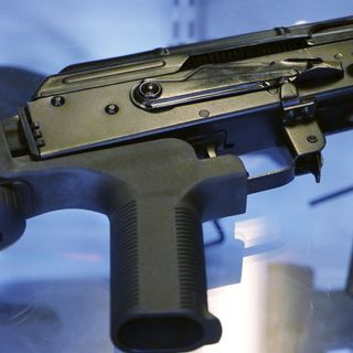 The Solution to the 'Bump Stock Ban' is Nullification, Period