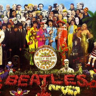 The Beatles Sgt Peppers 50th Anniversary