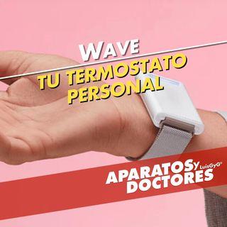 Wave, un gadget para controlar tu temperatura