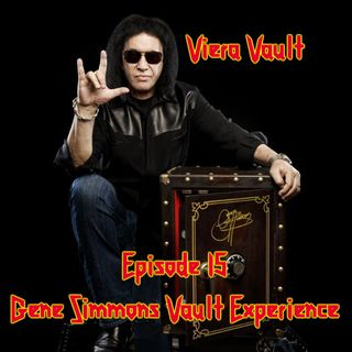 Episode 15 - The Gene Simmons Experience w Dave O'Leary plus A Gene Simmons Interview
