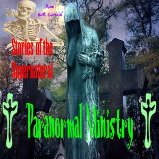Paranormal Ministry | Interview with Rev. Shawn Whittington | Podcast