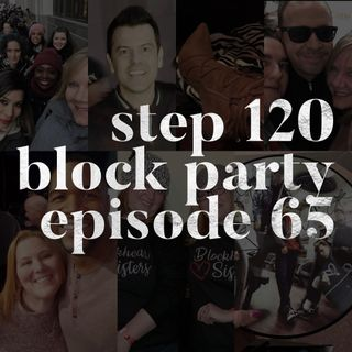 NKOTB Block Party #65 - New Kids on the Block Fan Stories from Annamarie, Jackie, Kathy, Kim, and Eva