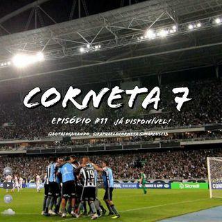 [11] Botafogo x Palmeiras / Pré jogo Botafogo x Sol de América