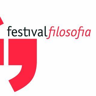 """Mariafelicia De Laurentiis """"Singolarità"""" Festival Filosofia"""