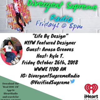Life By Design Featuring Unisa Eurani by Anasa Greaves