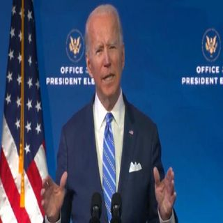 Washington listo para investidura de Biden, entre fuertes medidas de seguridad