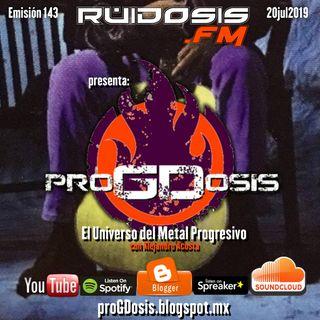 proGDosis 143 - 20jul2019 - Julio Revueltas