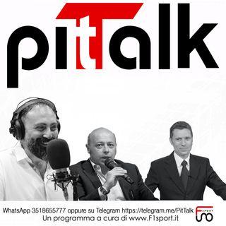 Pit Talk - F1 - La Ferrari oltre il fondo