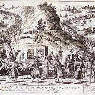 8 maggio 1598, Papa Clemente VIII entra a Ferrara - #AccadeOggi - s01e33