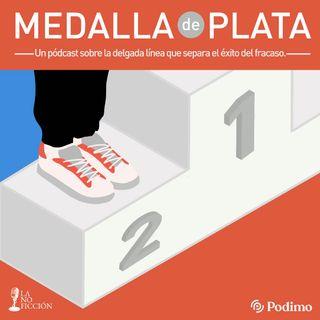 La No Ficción presenta Medalla de plata