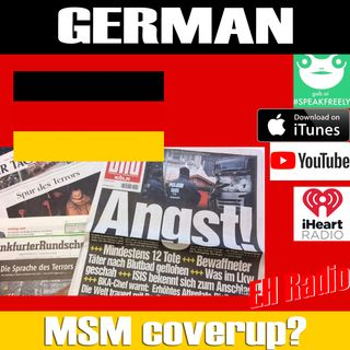 Morning moment German MSM coverup? July 16 2018