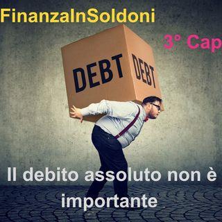 Audiolibro Capitolo 3 - Il debito assoluto non è importante
