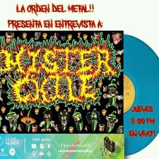 """Mr Chile"" La Orden del METAL!!! Prog 29"