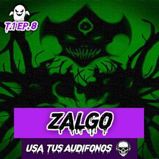 ZALGO en 8D - ¡Usa tus Audífonos!