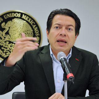 Mario Delgado anuncia nuevos recortes al gasto público