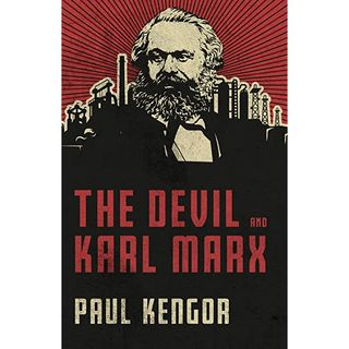 Cigars and book review on the Devil and Karl Marx. Also taking questions!!!