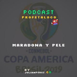 Dato 7 Maradona y Pelé