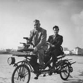 """Vapour Trails #140 23rd September 2021 """"Of Bicyclettes, Brave Ulysses & Beryl"""""""