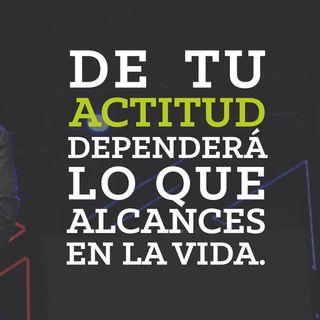 """(2/3) LOS FUNDAMENTOS: """"Una Actitud Diferente."""", pastor Alan Palacio"""