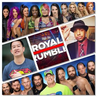 """WWEMCTV's The After Show - S2 """"The Royal Rumble Review Show 2018 Part 2 Feat. James From DatAssPodcast!"""""""