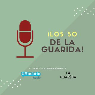 ¡Los 50 de La Guarida!