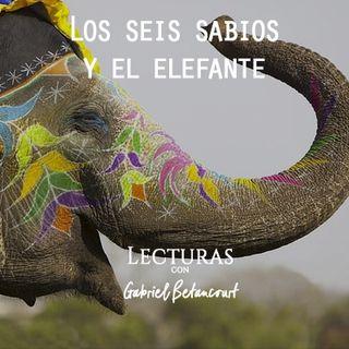 Los seis sabios y el elefante