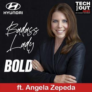 BOLD: HYUNDAI ft CHIEF MARKETING OPERATOR- ANGELA ZEPEDA