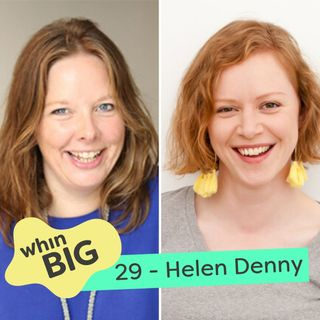 29 - Engaging on Twitter and Reflecting on Your Priorities, with Helen Denny
